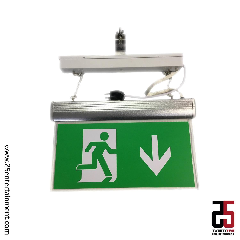 Exit/Fluchtweg