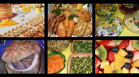 Catering Dienstleistungen Burger Menu Service